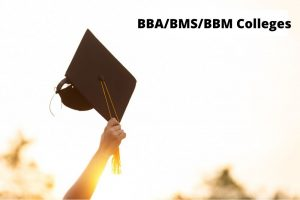 Admission in BBA/BMS Colleges