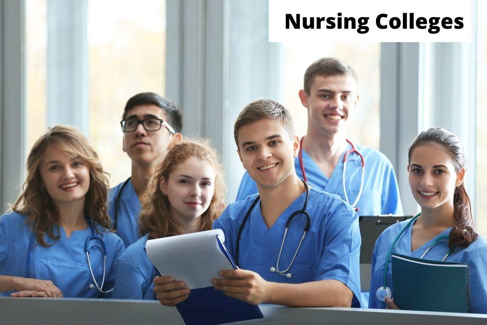 Admission in Nursing colleges