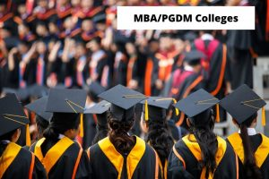 Admission in MBA_PGDM Colleges